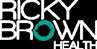 Ricky-Brown-Health-White-Logo-LightGreen