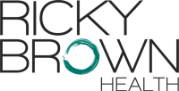 Ricky-Brown-Health-White-Logo