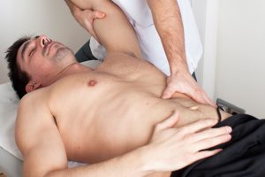 Osteopath in Guernsey Ricky Brown